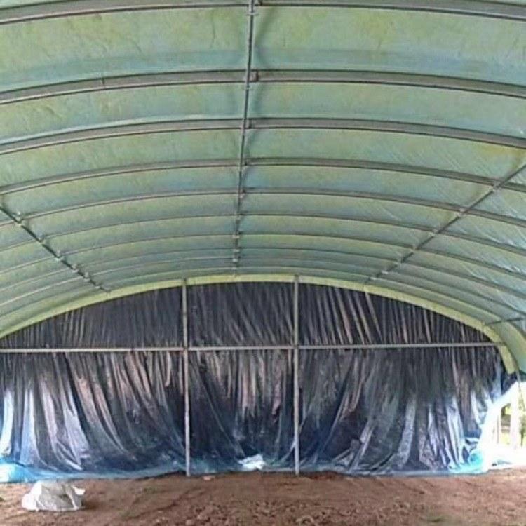 江西连栋大棚 连栋蘑菇养殖大棚管 多功能大棚骨架