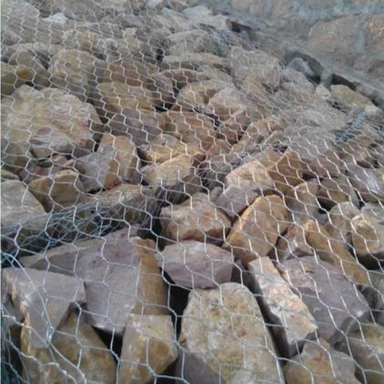 【石森】防洪格宾网 石笼网格宾网 镀锌格宾网 pvc格宾网