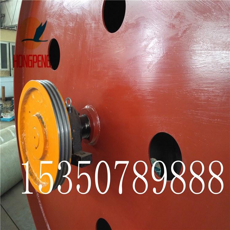 直销 400*1150包胶滚筒 传动改向滚筒鸿鹏厂家