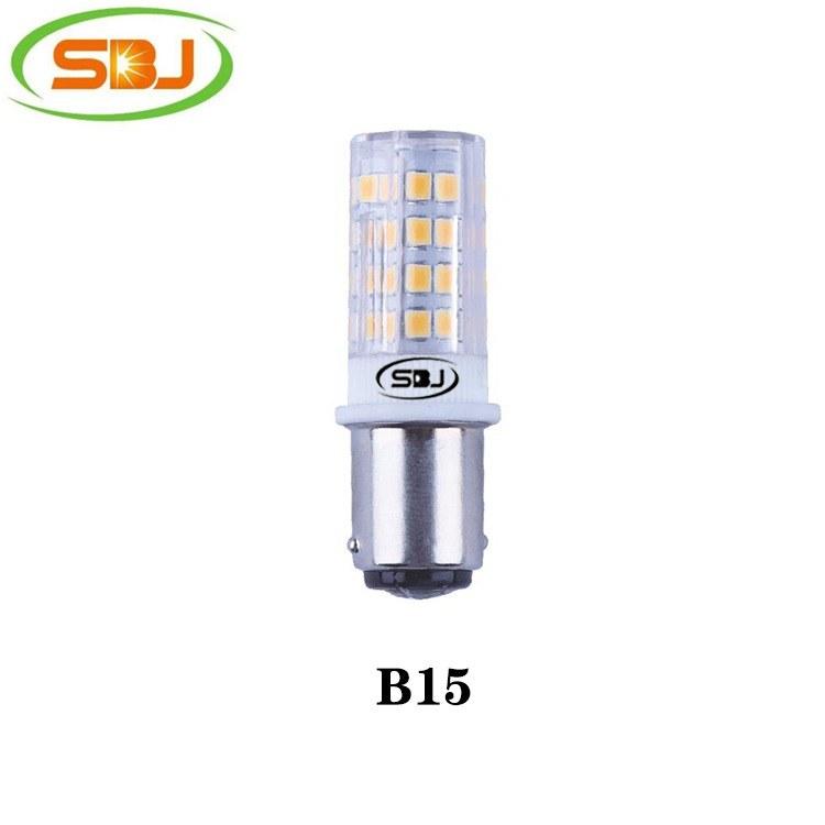 E12 led灯 2835 51珠 5W 400lm  高流明,工厂直销 E17 B15