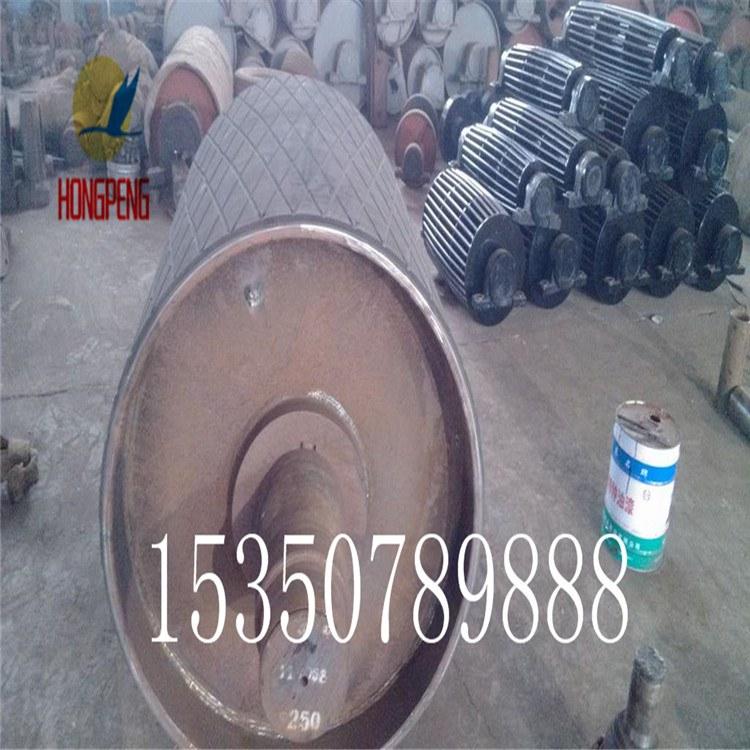 厂家直供改向滚筒  B=1400光面  DTII06B2081  规格315*1600  国标定制