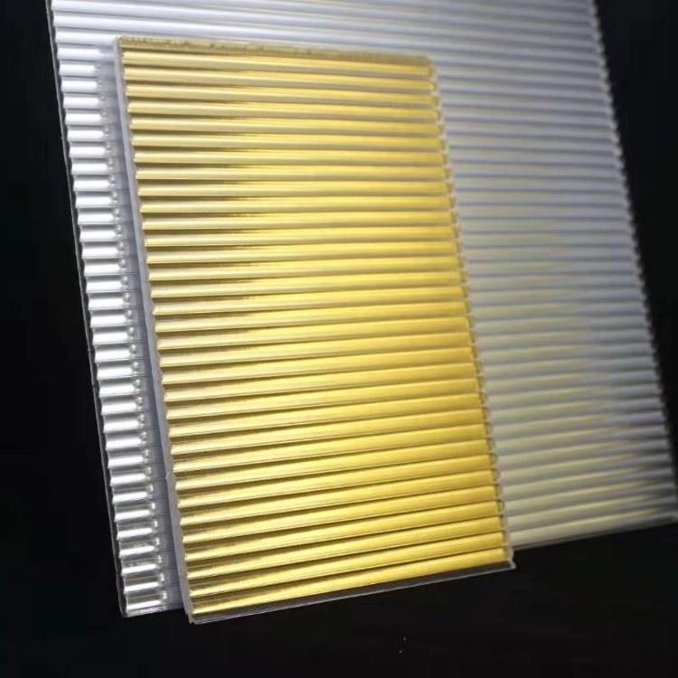 纹理板 条纹亚克力板 线纹板 光栅板 粗条纹/细条纹亚克力板材