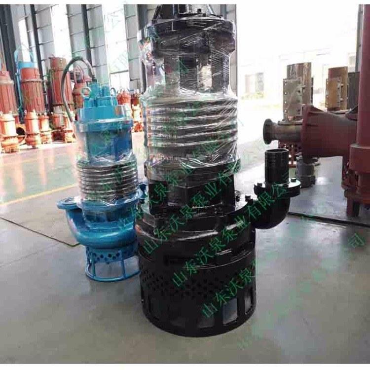 龙岩电动抽泥泵 潜水吸泥泵 电动清淤泵