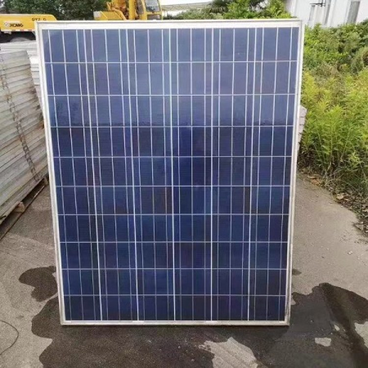 全国大量回收太阳能电池片 二手太阳能组件 光伏拆卸组件回收|聚纳光伏