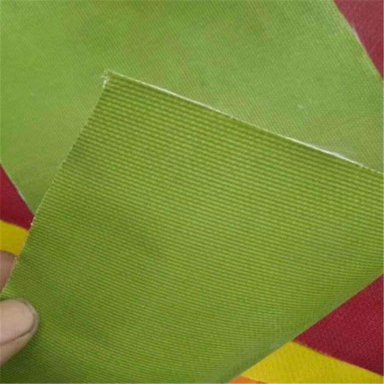 铭飞 三防布 绿色 耐高温防火布 阻燃布 软连接硅胶布 防火布耐高温帆布