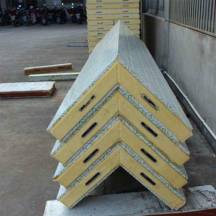 聚氨脂冷库保温板  聚氨酯冻库板  保鲜冷库保温板 保鲜冷藏设备  苏川彩钢净化