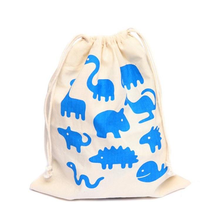无纺布抽绳袋束口袋 环保收纳束口袋批发常州拓普包装厂家直供