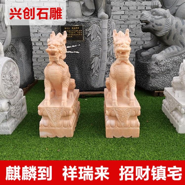 大型动物雕像 批发动物雕塑   厂家定制   动物石雕  十二生肖雕像