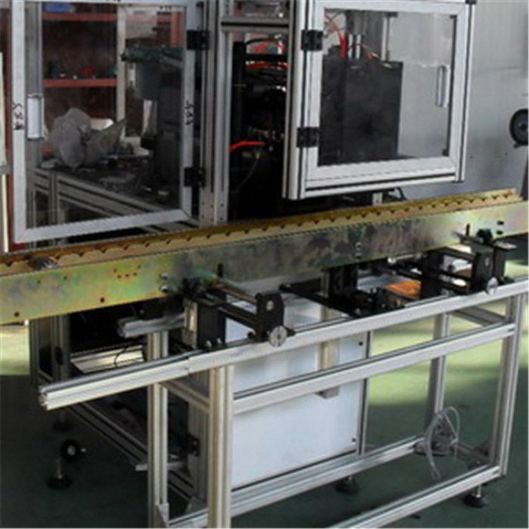 非标连接器自动组装机 汇欣达非标自动组装机设计