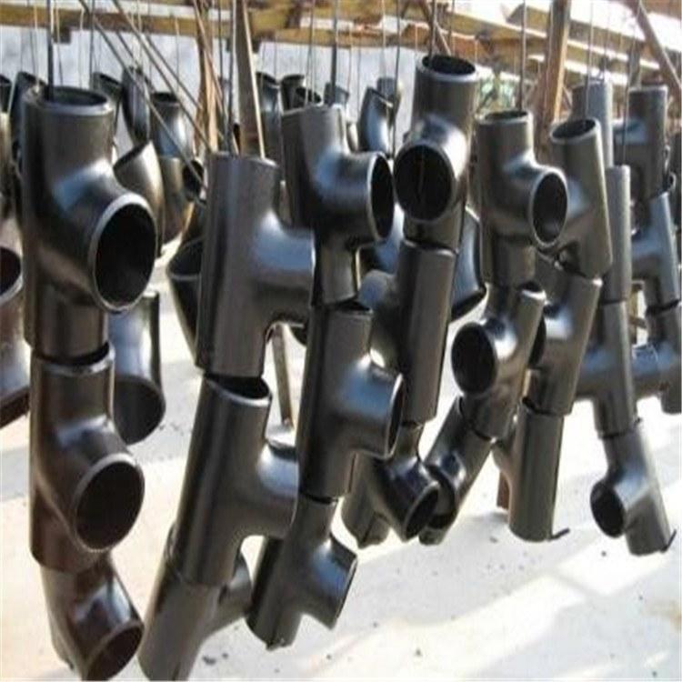 厂家直销 15CrMo三通 16mn对焊三通  不锈钢异径三通