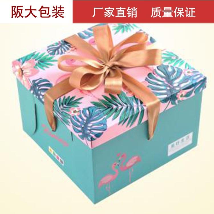 制作包装盒 精品礼物礼品包装盒制作印刷厂家 上海印刷厂 阪大
