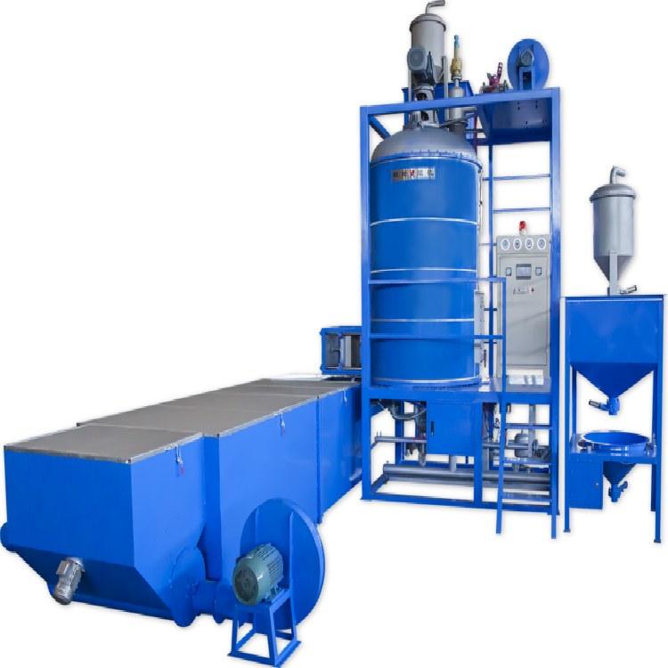 供应发泡设备 泡塑机械eps发泡机 泡沫预发机蒸汽加热发泡