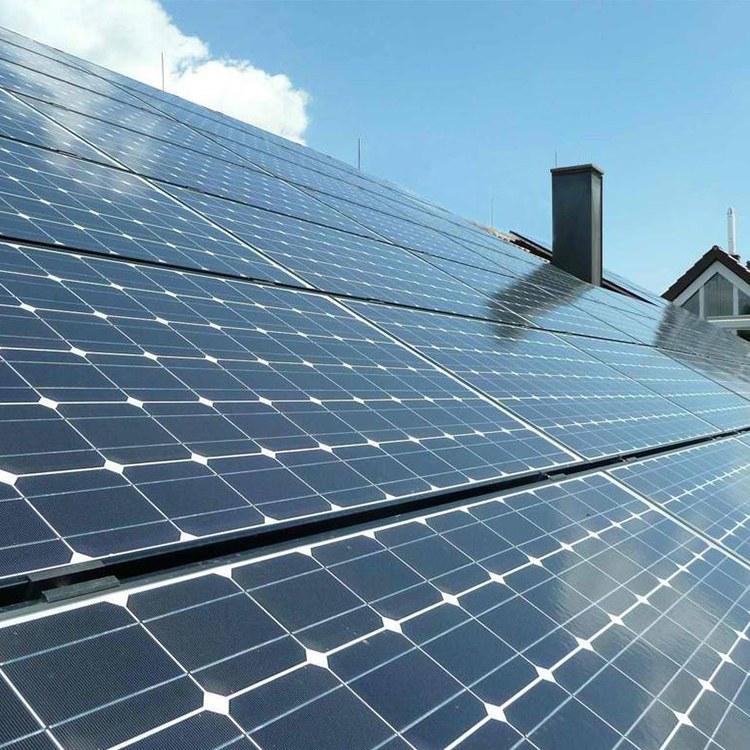 太阳能电池板回收 太阳能电池组件拆卸 专业团队高价回收