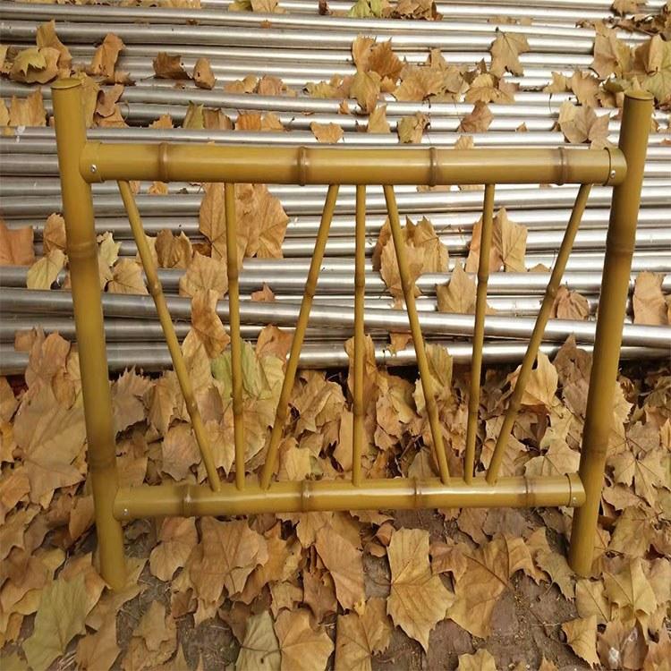 广州世腾 仿竹护栏 仿竹篱笆护栏 篱笆围栏