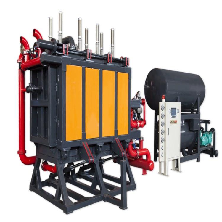 供应批发全自动液压泡沫板材机 泡沫板生产线成型机包装设备