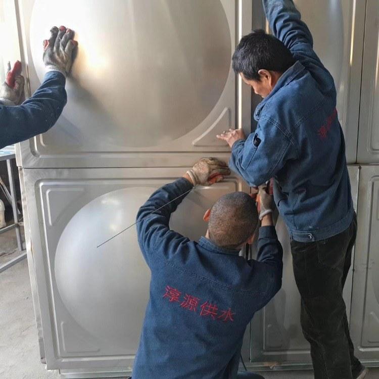 北京优质生产厂家供应304组合式不锈钢水箱-消防水箱