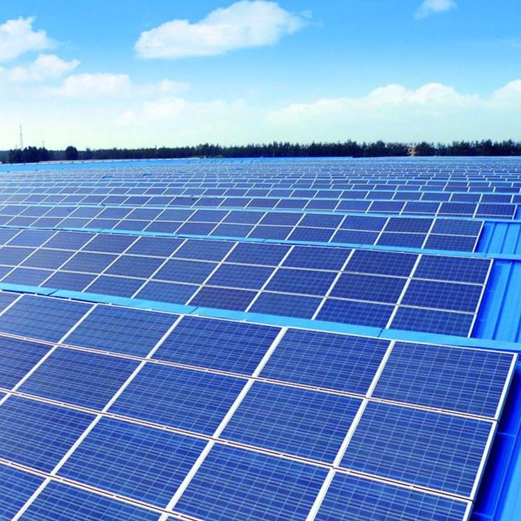 二手光伏组件回收 光伏厂家长期大量收购废旧太阳能