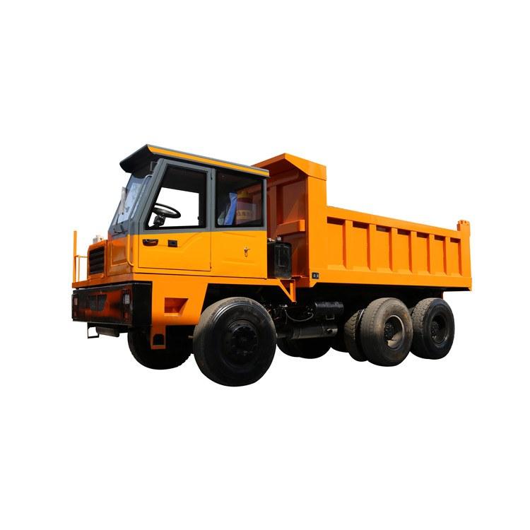 和丰工程矿车四驱标配动力强劲