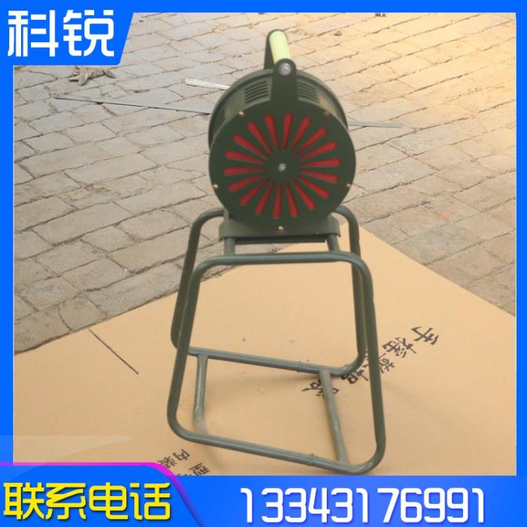 科锐生产销售 SY-120型手摇报警器风门可调报警器高分贝手摇警报消防器材厂家直销
