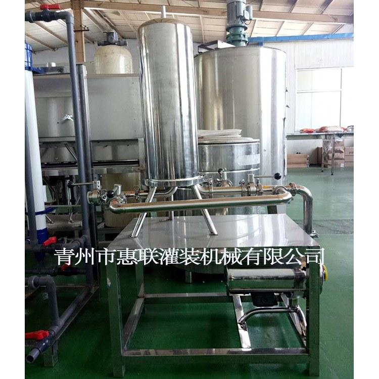 酒用白酒过滤机 膜白酒过滤机公司 惠联灌装机械