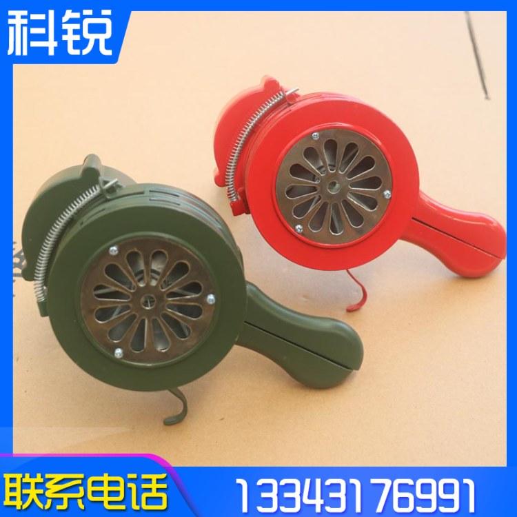 厂家直销各种型号 手摇报警器 SY-100型手摇报警器 消防器材铝合金手摇警报器 高分贝声音大
