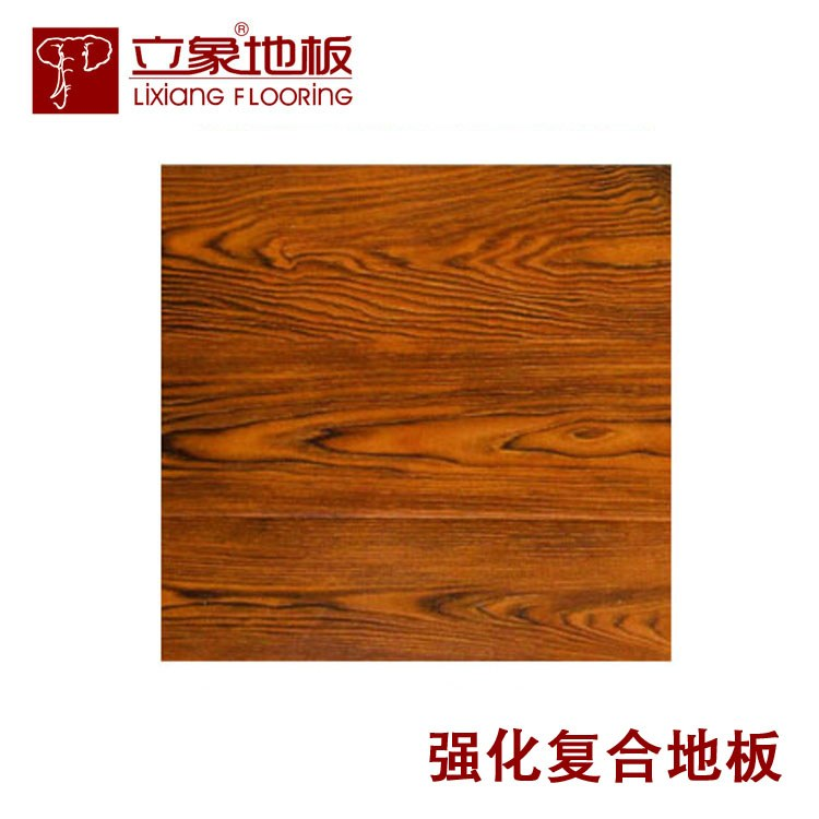 强化复合地板厂家批发 立象品牌复古多层强化地板 实用耐磨价格实惠