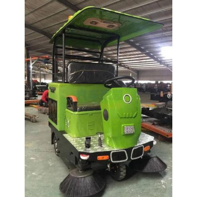 扫地车直销厂家-新能源扫地车环卫改造