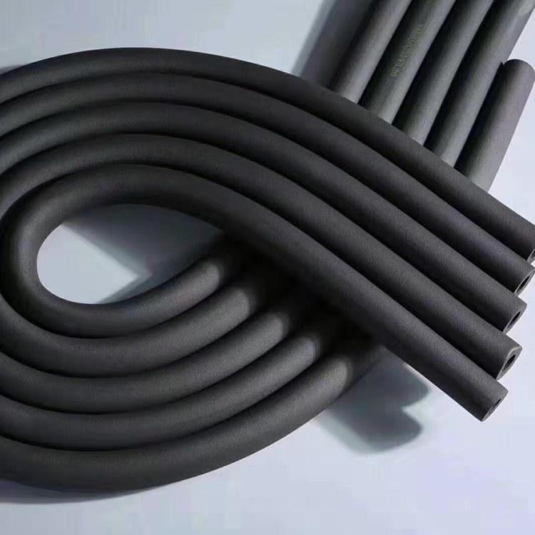 橡塑管 橡塑保温管 厂家供应 施工方便