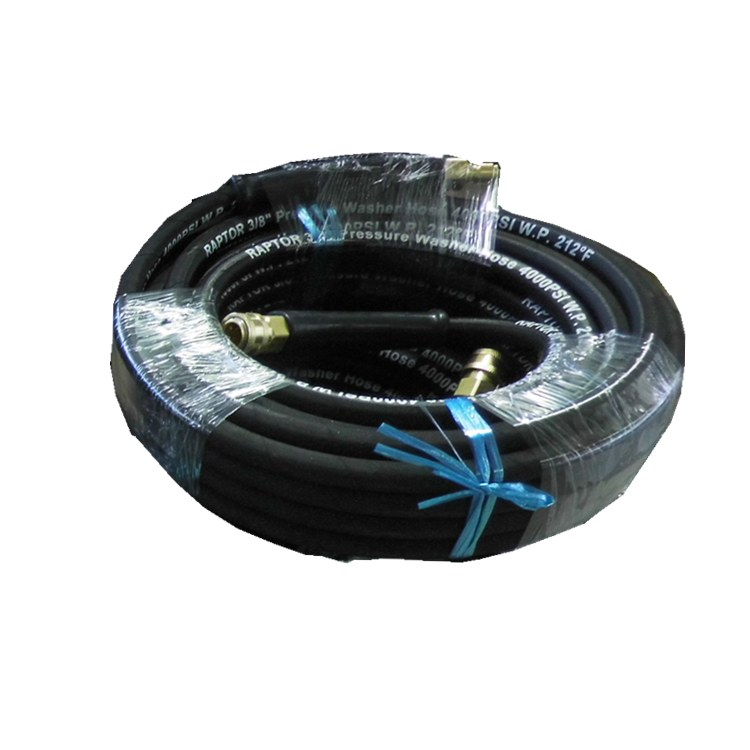 压瓦机胶管 4SP高压油管 掘进机高压胶管 光面胶管