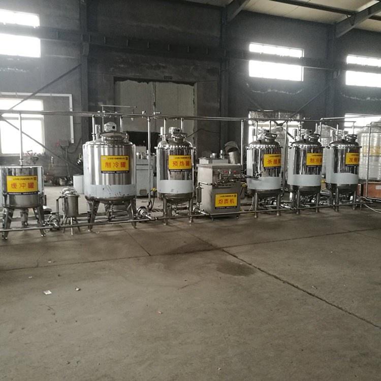 内蒙古马奶生产线 马酸奶生产线