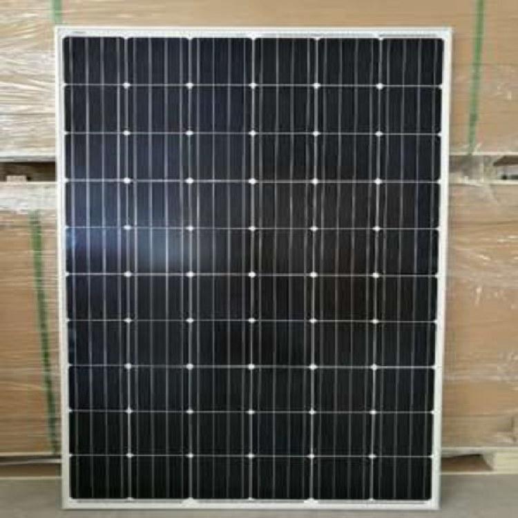 二手太阳能板回收 采购拆卸光伏板太阳能电池板 不良组件回收 聚纳光伏