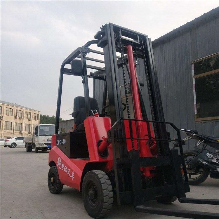 纯电动叉车新能源电动叉车0.5吨1 吨2吨质量保证保修2年