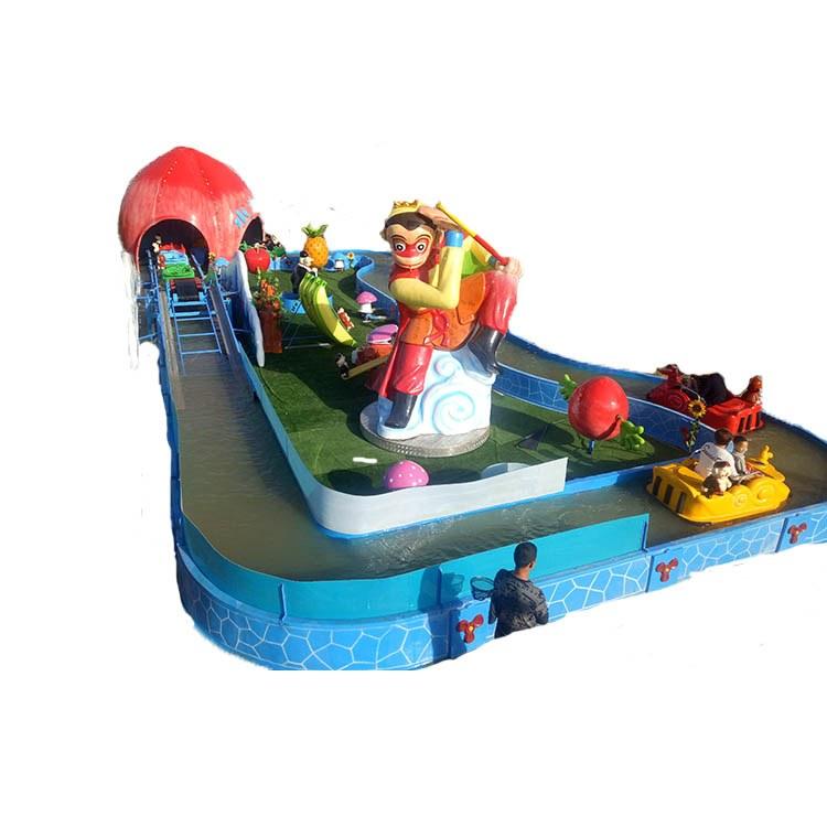 花果山漂流游乐设施一套报价 公园漂流建造价格 广场娱乐项目 儿童游乐设备