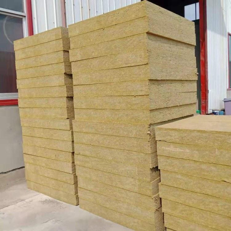 天津厂家直销耐高温岩棉板   中创高圣佳保温岩棉板 规格定制
