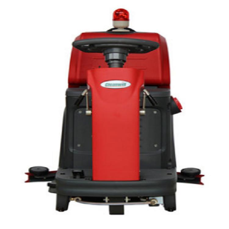 三门峡灵宝 君诺 全自动电瓶式洗地机 洗地车厂家直销
