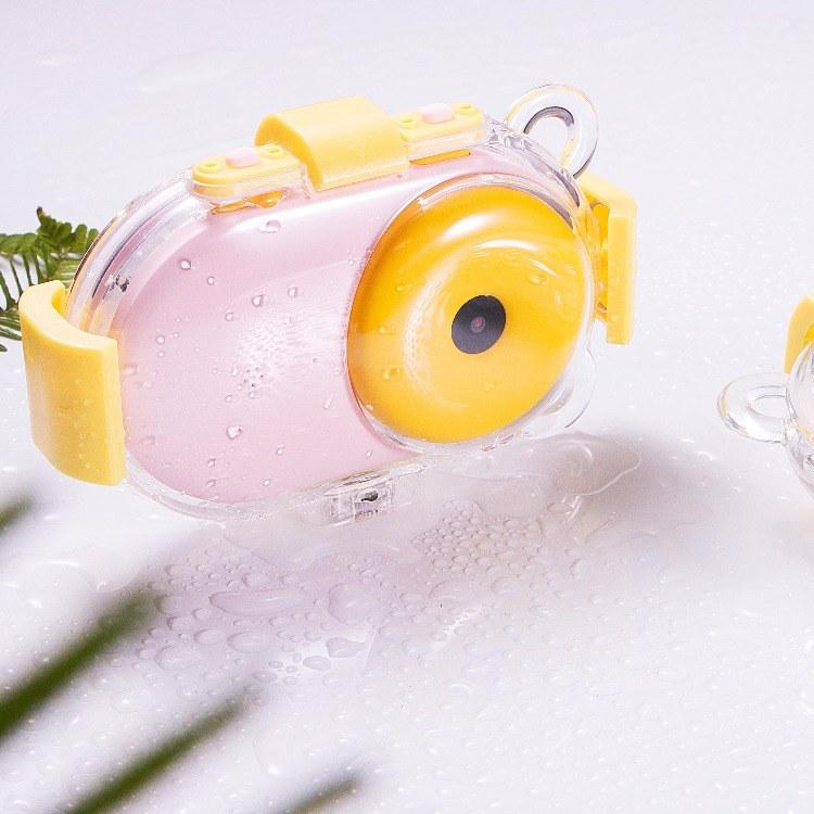 懒贝贝儿童防水玩具相机普通版懒贝贝魔法圈双摄防水相机深圳儿童相机深圳儿童防水相机工厂