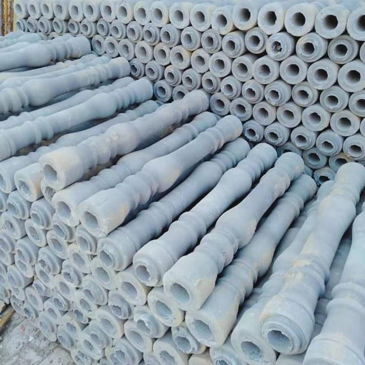 厂家直销欧式构件罗马柱 水泥花瓶柱GRC园林围栏水泥构件 欧式装饰 欢迎带图询价