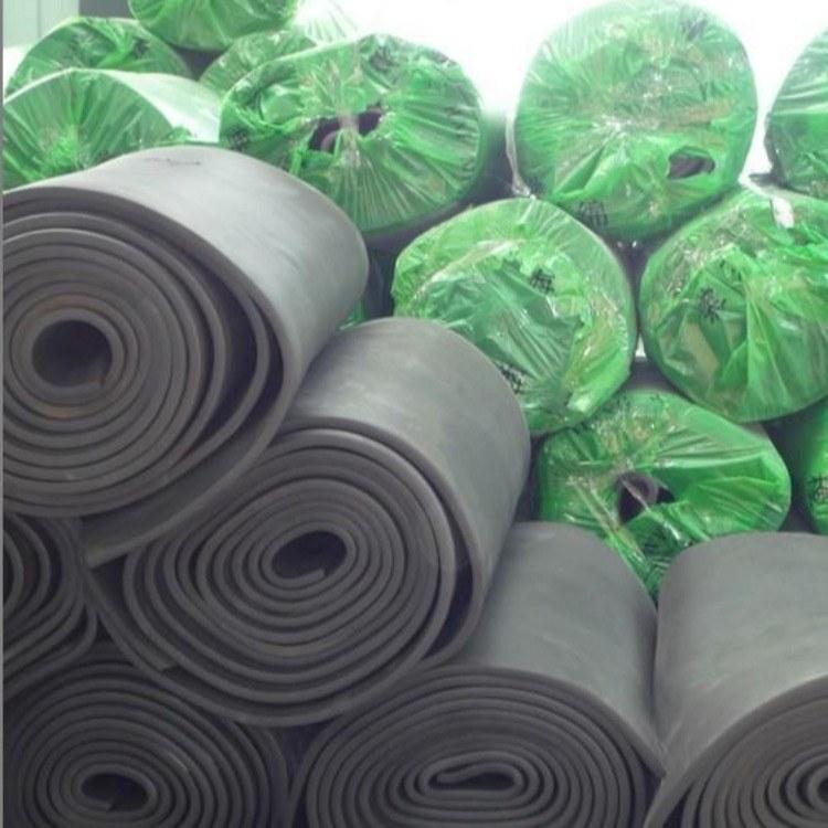 河北厂家直销 阻燃 保温 隔音 隔热 b2级橡塑海绵保温板 加厚橡塑