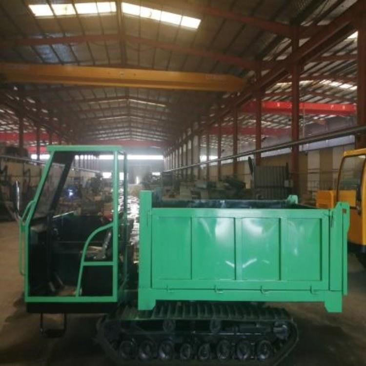 小型履带运输车  加工定制履带运输车3吨到8吨履带运输车