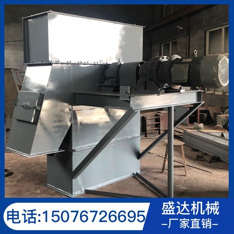 厂家直销定制提升机 水泥矿用垂直物料NE150型板链式斗式提升机