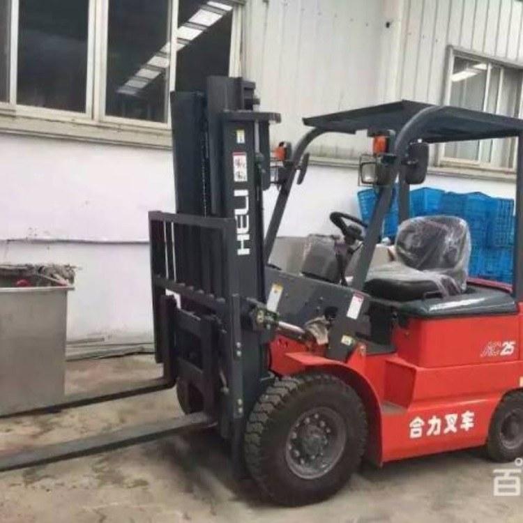 上海电动叉车出租出售 新能源升高合力 杭叉