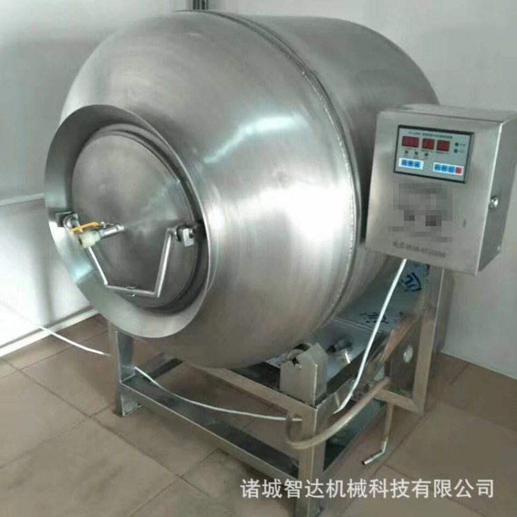 真空滚揉机 肉制品腌制入味设备  智达机械 全不锈钢制造