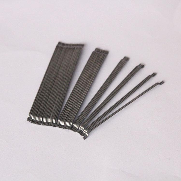 锚固型钢纤维 电力井盖钢纤维 支护坡道钢纤维 4D钢纤维