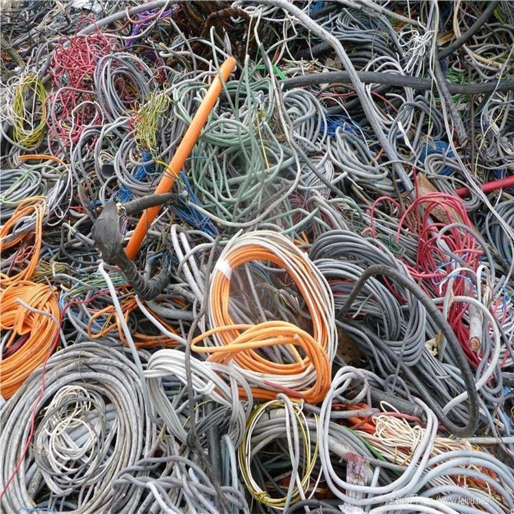 电缆线回收价格来电详询广瑞物资回收公司