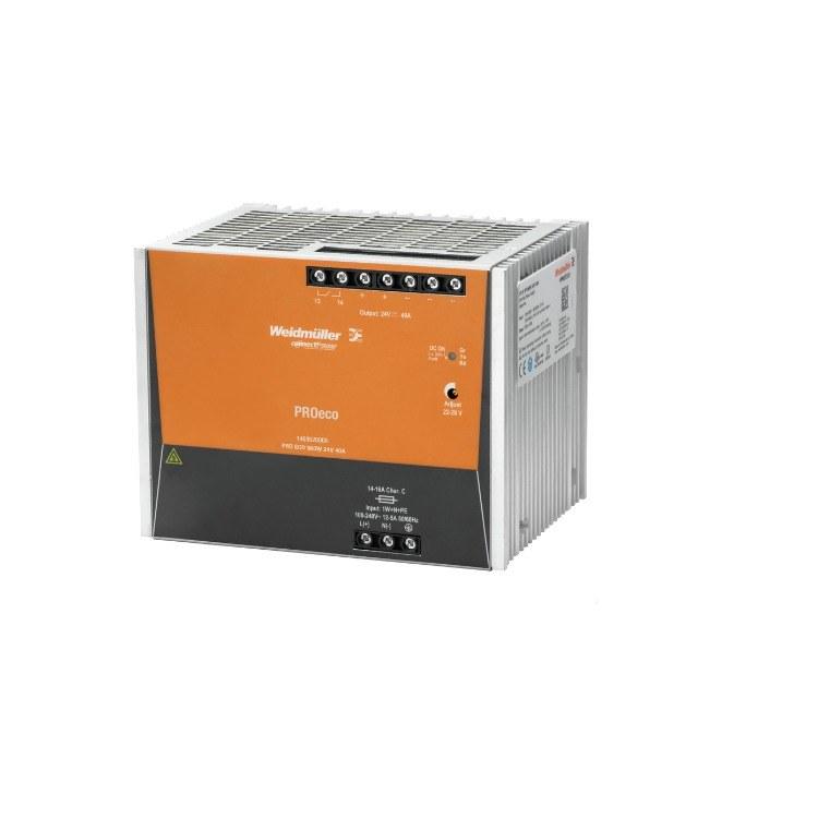 原装正品魏德米勒Weidmuller电源1469520000 PRO ECO 960W24V 40A