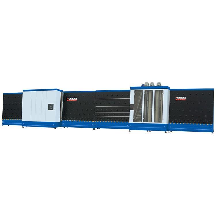 济南天顺数控 FJX2500中空玻璃全自动封胶线 中空玻璃加工设备 自主研发 现货供应