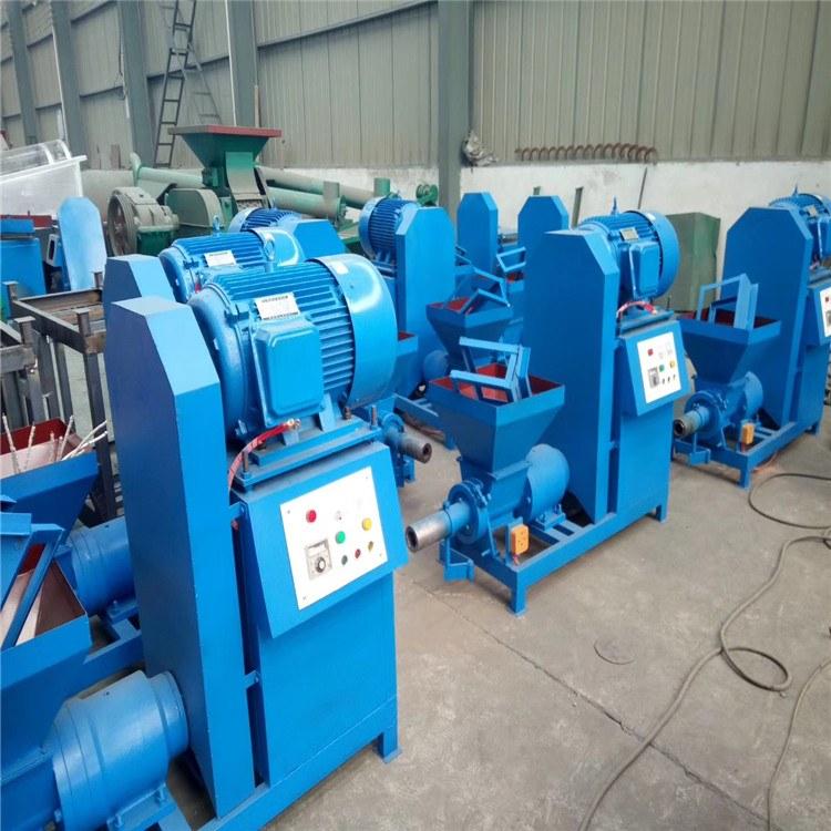 定制新型制碳设备 烧烤木炭机 秸秆木炭机生产线