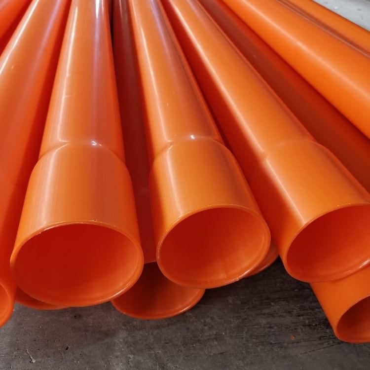 国标MPP电力管 聚丙烯管材 市政专用电力管 现货供应可定做