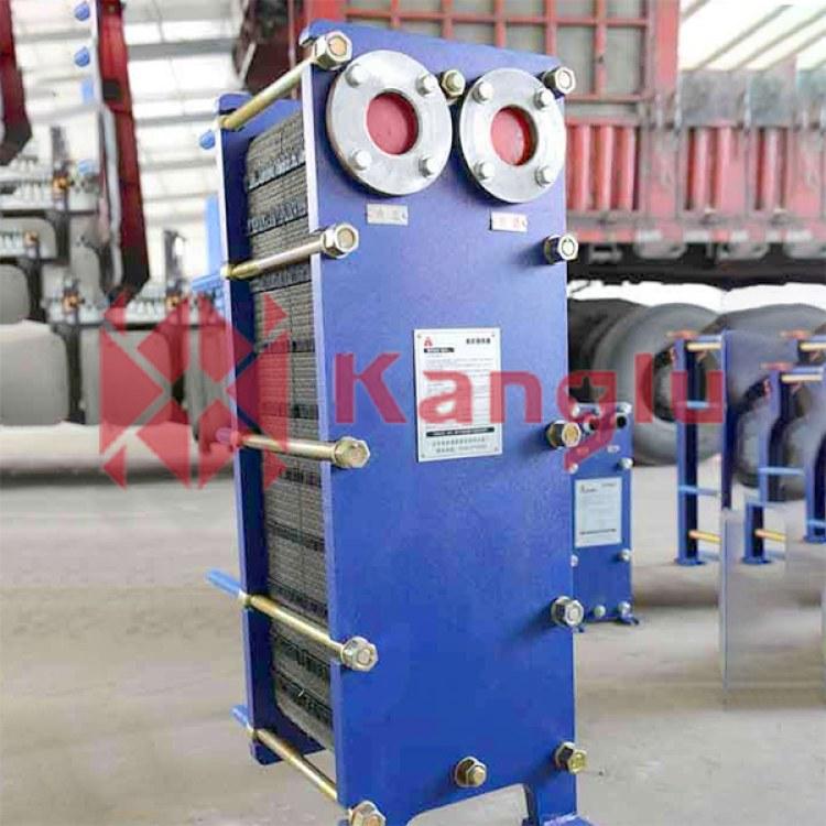 板式换热器设备厂家山东康鲁板式换热器管道内出现均匀结垢腐蚀,我们专业解答