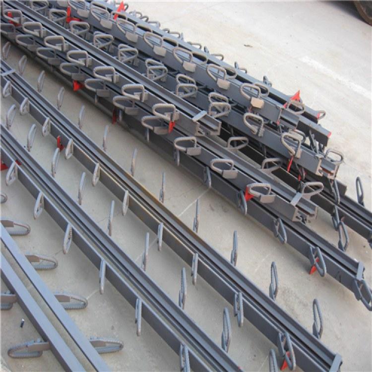 GQF-Z40型桥梁伸缩缝 多向变位梳齿板伸缩缝定做